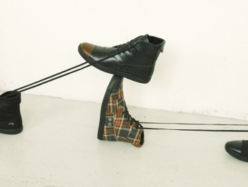 object 2: Shoes With Strings