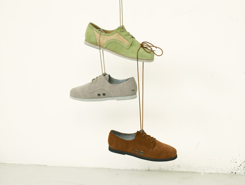 object 3: Shoe Mobile