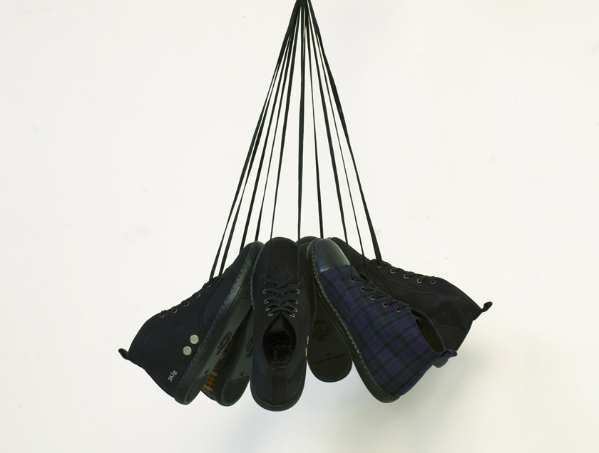 object 6: Shoe Carousel